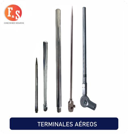 Terminales aéreos monopuntales FyS